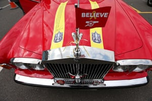 cup final: Arsenal Rolls Royce