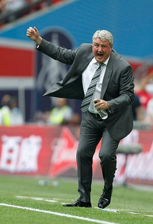 cup final: Hull manager Steve Bruce