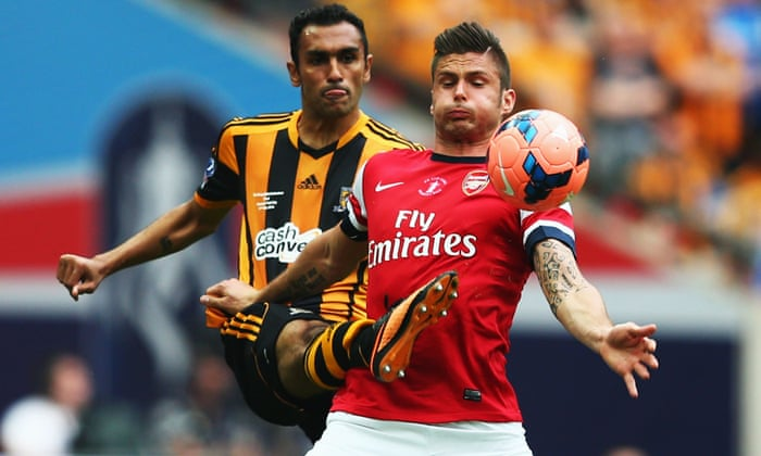 Arsenal win FA Cup final after 3-2 win over Hull City – as it happened  f1cdc380c