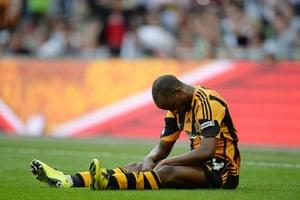 fa cup final : Aluko misses