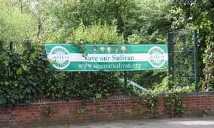 Sulivan school Fulham