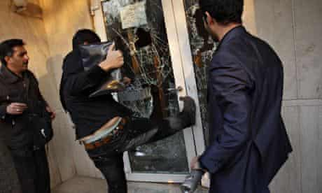 Tehran ready to offer cash for British embassy attack – but no apology