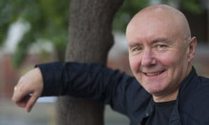 Irvine Welsh in Barcelona this month.
