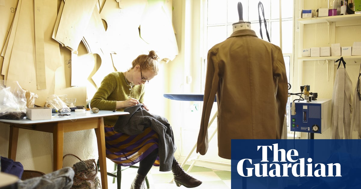 3e94c214 The rise of mending: how Britain learned to repair clothes again ...