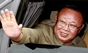 Kim Jong-il, pictured in 2011, 'exercises power in its most visceral form'.