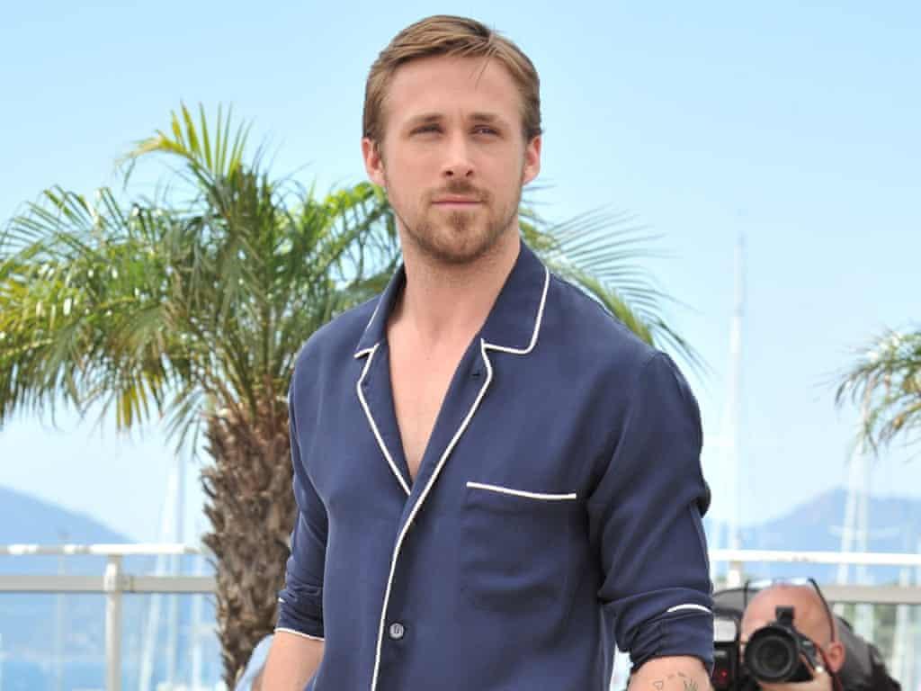 Ryan Gosling's top five fashion motifs