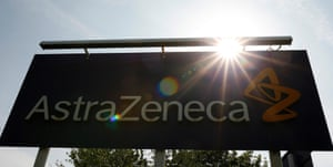 AstraZeneca's site in Macclesfield, central England May 19, 2014.