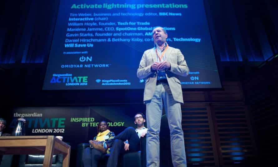 Activate London 2013