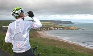 Andy Pietrasik on Northern Ireland's Causeway Coastal Route.