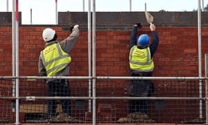 Construction and property jobs boom