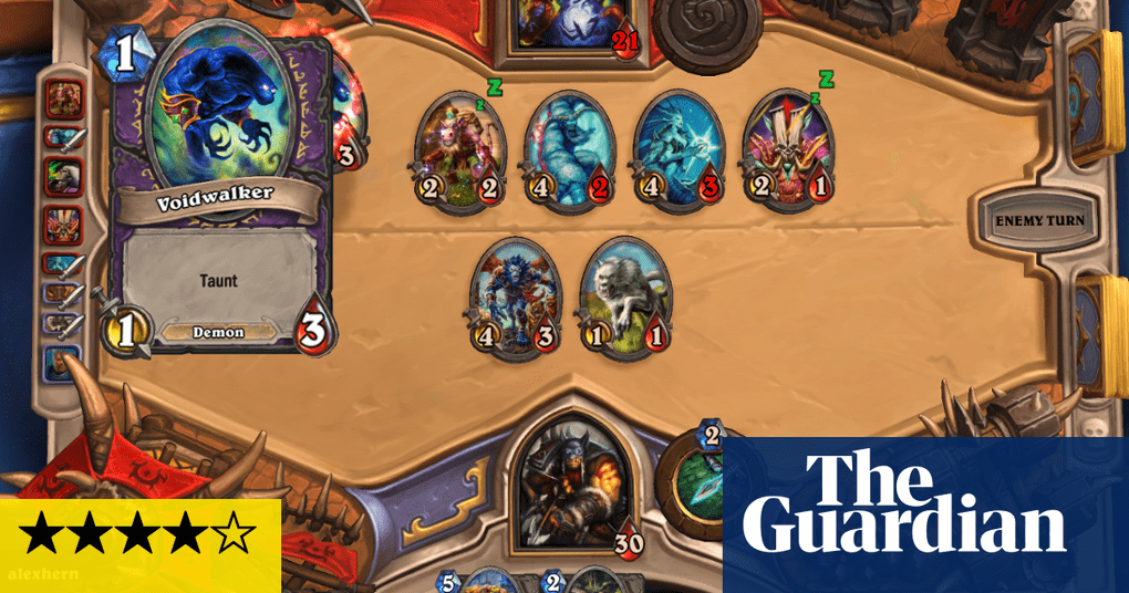 Hearthstone review: a compelling, if simple, card game
