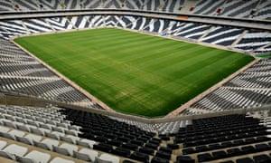 football pitch recofloor