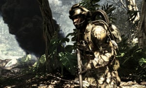 The PS4 trumps the Xbox One for Call of Duty: Ghosts | Games