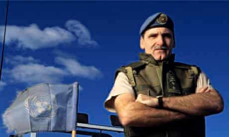 Roméo Dallaire is still haunted by the memories of the horrors he witnessed in Rwanda 20 years ago.