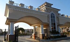 Gated development Villa Veranda in El Salvador