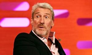 ex-Newnight host Jeremy Paxman