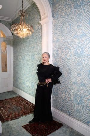 Advanced Style: Joyce Carpati