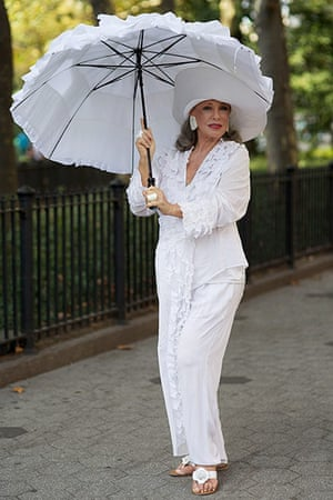 Advanced Style: Lynn Dell Cohen