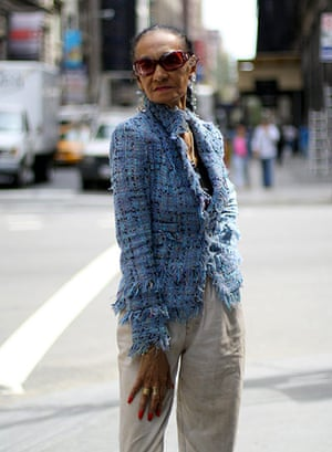 Advanced Style: Jacquie Tajah Murdock