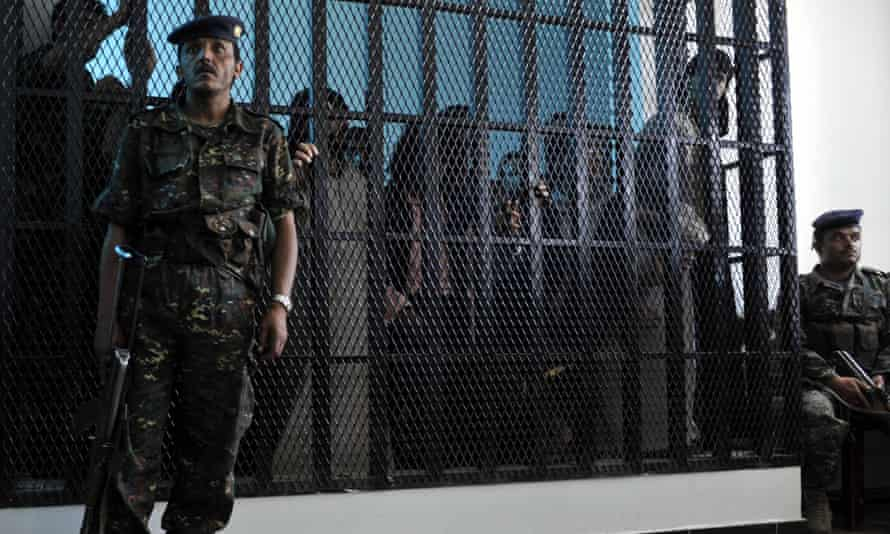 yemen prison