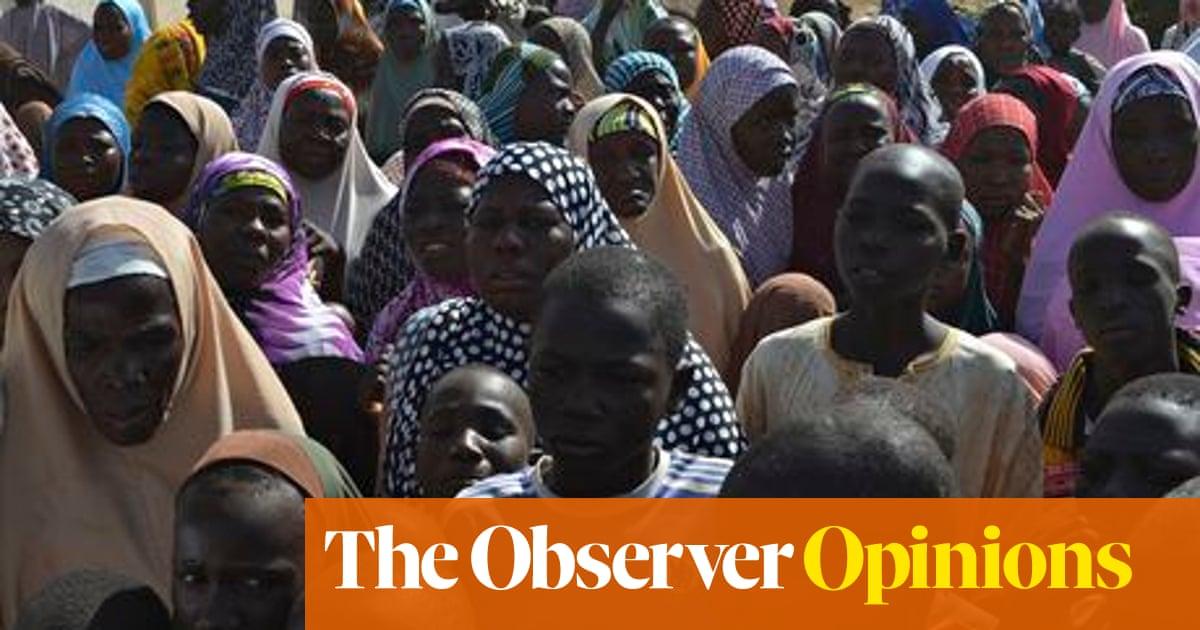 220 schoolgirls haven't been 'abducted' by Boko Haram, they have been enslaved