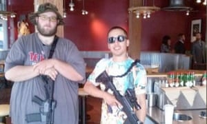 An image tweeted by the gun control group Everytown, which called for Chipotle to banish guns
