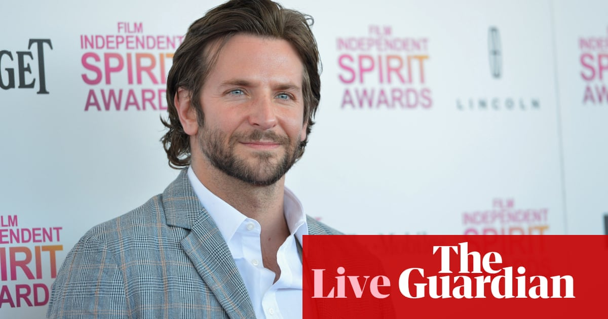 9e0e40988e8f Bradley Cooper as a raccoon and Doctor Who's shaved head – plus today's  breaking pop culture news