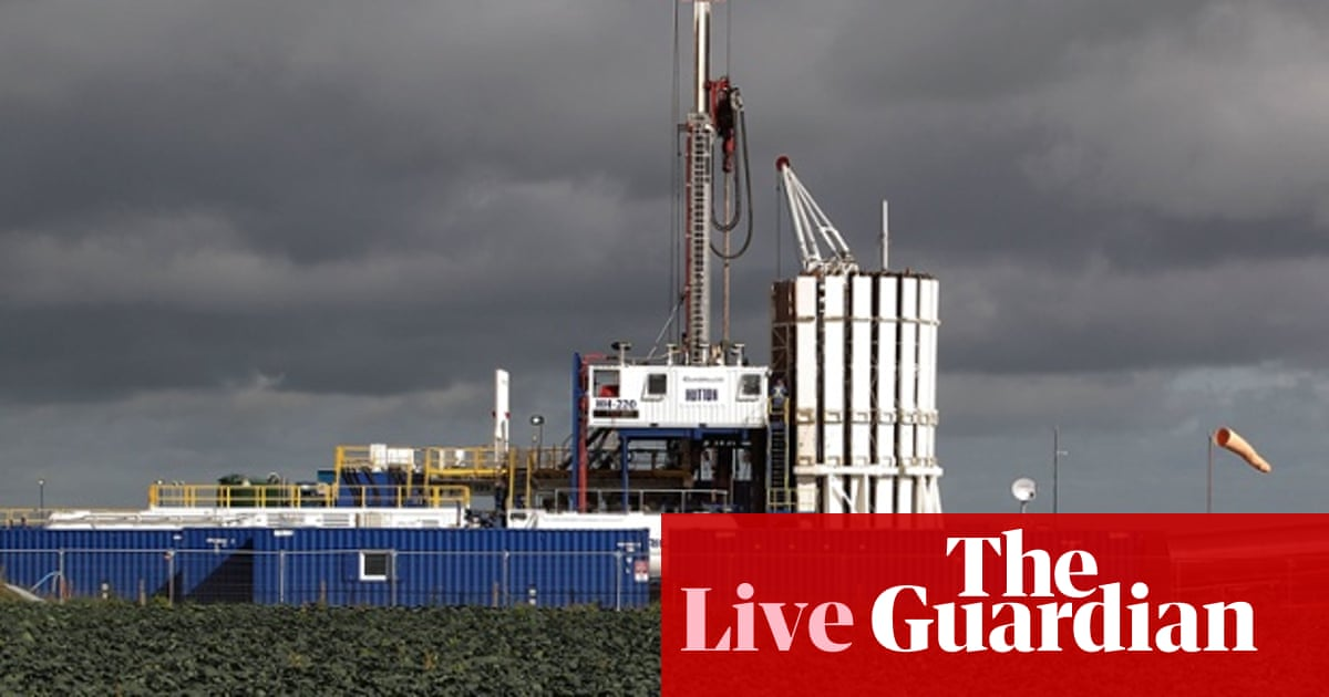 Does fracking reduce house prices? | Environment | The Guardian