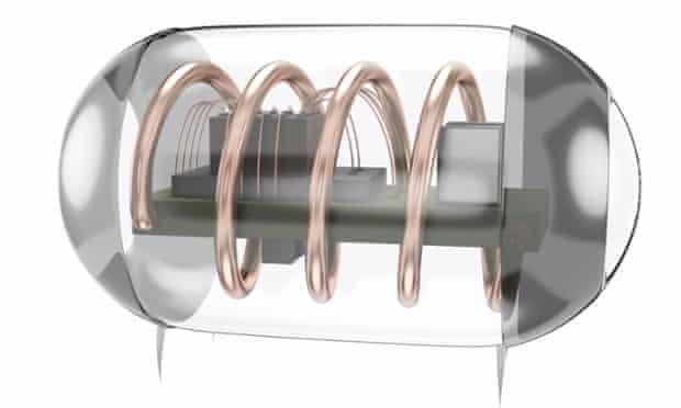 Wireless power module