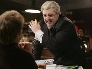Peter Kay as Victor / The Abzorbaloff, 2006