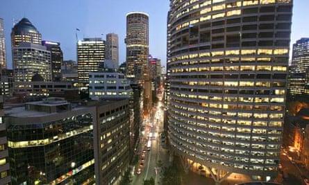 Sydney Aus city