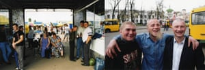 Boris Mikhailov Untitled 2000-10, Kharkov, Ukraine  Series: Tea Coffee Cappuccino