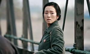 Gong Li in Coming Home, film still