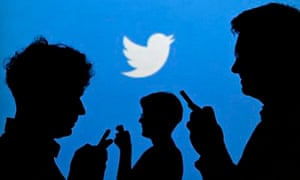 Mobile phones and Twitter