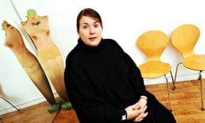Louise Wilson in 2008.