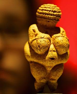 Goddesses … Venus of Willendorf