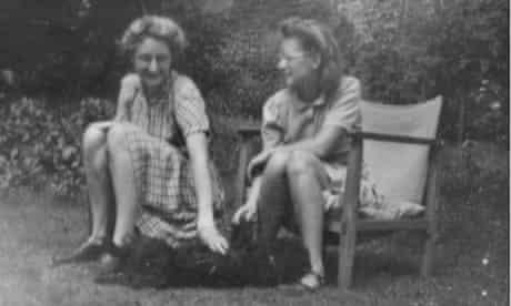 Susan Swingler - Elizabeth and Joyce