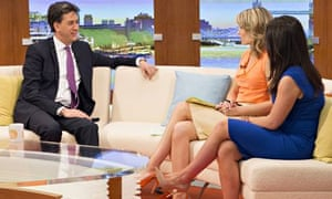 Ed Miliband on Good Morning Britain