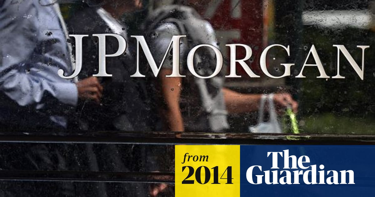 JP Morgan Chase reveals massive data breach affecting 76m households