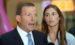 Frances Abbott and Tony Abbott