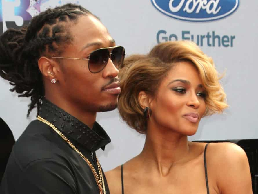 Ciara and Future welcomed their first child together, son Future Zahir Wilburn