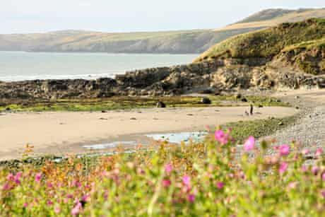 Porth Swtan, Anglesey, Wales