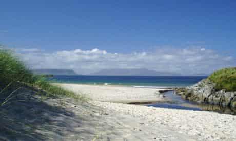 Morar Beach, Scotland