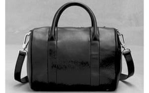 15 handbags under £150: 15 handbags under £150 - sturdy black handbag by & Other Stories