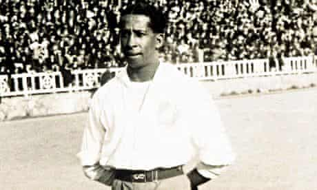 World Cup Finals, 1930. Uruguay. Uruguay's Jose Leonardo Andrade