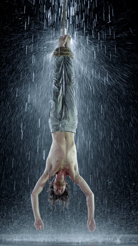Water … Martyrs by Bill Viola