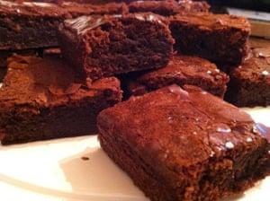 Bake off: Katy's brownies