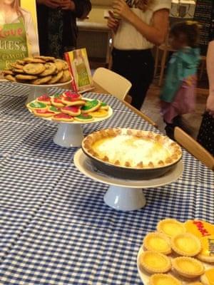 Bake off: Katy's  lemon pie