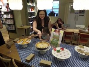 Bake off: Katy's lemon pie 2
