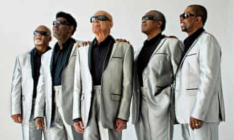 Blind Boys of Alabama with Jimmy Carter